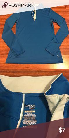 Women's work out top Long sleeve dri-fit Danskin Tops Sweatshirts & Hoodies