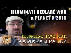 PROJECT CAMELOT: ILLUMINATI DECLARE WAR & PLANET X 2016 - KAMERAN INTERVIEW TWO - YouTube