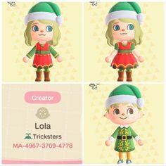 Animal Crossing Movie, Animal Crossing Wild World, Animal Crossing Guide, Animal Crossing Qr Codes Clothes, Animal Crossing Pocket Camp, Nintendo, Elf Clothes, City Folk, Motifs Animal