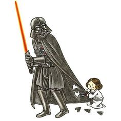 Inspired by the international bestseller Vader's™ Little Princess, this full-color flexi-journal features Jeffrey Brown's hilarious artwork illustrating the ups and downs of being a father and a Sith Lord in a galaxy far, far away.