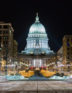 Check out these hotels around Madison, Wisconsin and refresh your winter now!