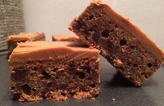Firkløverkake med melkesjokoladekrem Norwegian Food, Norwegian Recipes, Let Them Eat Cake, Cake Recipes, Oven, Snacks, Chocolate, Baking, Desserts