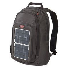 Voltaic Systems 1013 Converter Solar Backpack for Short Trips - 4W Solar Power Charger and 3,000 mAh Battery - For Handheld Electronics - Silver (cp) Voltaic Systems. Save 25 Off!. $149.00