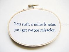 The Princess Bride Embroidery Hoop Philosophical by OooohStitchy knitting-and-other-fiber-arts