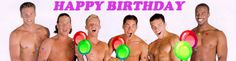 GAY BIRTHDAY | Publicado 3 octubre 2009 en Sigue el Arte! | El tamaño completo es de ...