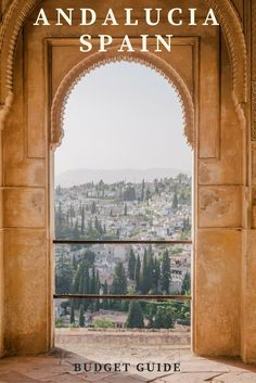 Andalucia is an incredible region of southern Spain that includes impressive cities like Seville, Granada, and Cordoba to name a few. It's also surprisingly one of the most affordable regions in Spain. Check out our budget guide full of typical expenses t