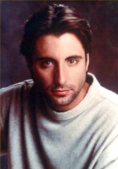 Andy Garcia - The eyes are the window to the soul.