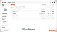 Escritorio Simplificado de Blogger http://blgs.co/Bbw6f8