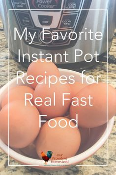 Do you love your Instant Pot? Click here for a roundup of the best instant pot recipes on the internet and how they can help you at dinnertime. Instant Pot | Electric Pressure Cooker | Instant Pot Recipes