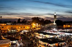 36 Hours in Marrakesh - New York Times