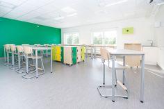 Kyrkskolan i Söderbärke - Lekolar Sverige