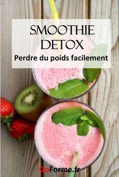 Detox smoothie: purify your body to burn fat – Pin Log Smoothie Recipes With Yogurt, Homemade Smoothies, How To Make Smoothies, Yogurt Smoothies, Apple Smoothies, Avacado Smoothie, Smoothies Detox, Smoothie Prep, Raspberry Smoothie