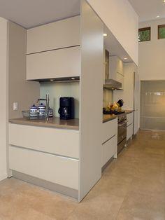 Gorgeous Liberty Lake Residence Kitchen Design White Cabinet