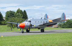 Dassault Flamant at aerodrome Freiburg Ecuvillens, Switzerland, for International Oldtimers Meeting 28/29 June 2014.
