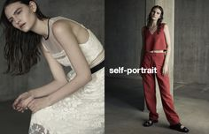 Self-Portrait was launched in 2013 by Han Chong in a bid to provide  an accessible Women's Contemporary brand.