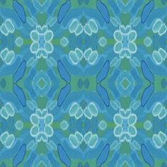 Shop Fluttering Leaves in Spring fabric by Margaret Juul at WeaveUp - custom fabric