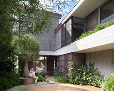 william dangar associates / woolhara harbour house, sydney (architecture: luigi rosselli)