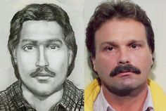 Criminal sketch artists are tasked with drawing suspects based on a description from a likely uneasy witness. It's a hard job, but these sketches are spot on. (Most sketches are f...