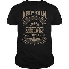 I Love ZEMAN TEE Tshirt T-Shirts