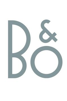 Bang Olufsen, a great company logo standing for quality and innovation