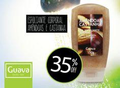 Quer Descontos em esfoliante corporal?   Acesse e pegue o seu www.querdescontos.com.br