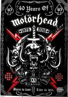 Motörhead I want to tattoo This awesome shit