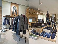 7 For All Mankind Santa Monica Place, Santa Monica Calif. » Retail Design Blog