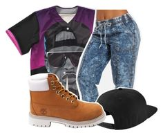 """August"" by rld2603 on Polyvore featuring NIKE and Timberland"