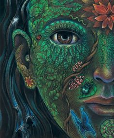 Plant Life by Clancy Cavnar / Embodied <3