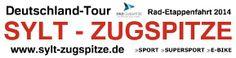 Radtour durch Deutschland: Von Sylt zur Zugspitze (rf) Im Sommer 2014 können Radler auf Deutschland-Tour gehen. Dann wird eine Fahrrad-Reise angeboten, die von Nord nach Süd durch die Republik führt. Start ist auf Sylt und das Endziel die Zugspitze ...  Mehr: http://www.reisefernsehen.com/reise-news/reise-news-urlaub-mit-dem-rad/115a28e1073601-radtour-durch-deutschland-von-sylt-zur-zugspitze.php