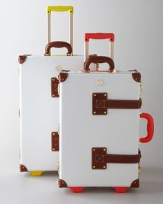 Kate Spade Things We Love Carry-On & Stowaway Luggage by kate spade new york at Neiman Marcus.