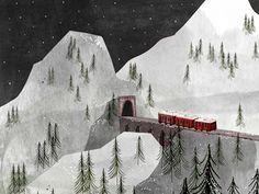 Zermatt 2 by Josie Portillo