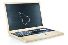 De I-Wood houten laptop van Donkey Products bestel je bij Cadeau.nl