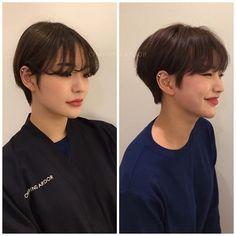 Pin by genesis on Hair in 2020 Short Sassy Haircuts, Girl Haircuts, Short Hairstyles For Women, Short Hair Tomboy, Girl Short Hair, Short Hair Cuts, Tomboy Hairstyles, Pretty Hairstyles, Wig Hairstyles