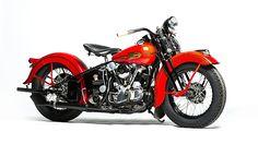 1938 Harley-Davidson EL