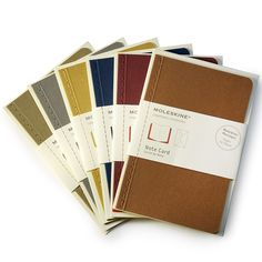 NEW-Moleskine Messages Large Note Card (4.5 x 6.75)-  New for 2012, the Moleskine Messages Large Note Card is a totally original way to get your message across. A discreet and personal way to send a short message for any occasion.