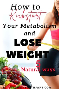 Weight struggles? It may be that your metabolism is sluggish and needs a boost. Kickstart your metabolism by following these 5 natural ways to boost your metabolism and lose weight. Be you, you want to see in the mirror Ways To Lose Weight, Weight Gain, Weight Loss, Slow Metabolism, Boost Your Metabolism, Natural Lifestyle, Healthy Habits, Natural Remedies, Mirror