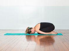 Reclining Twist   Yoga for Sleep   Everywhere