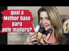 Base certa pra pele madura - YouTube Mac Nc, Missha, Shiseido, Health Problems, Mary Kay, Face And Body, How To Make, Youtube, Beauty