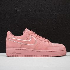 Nike Air Force 1 Trainers In White And Yellow Made for Walkin