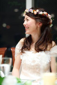 2015年03月 : 一会 ウエディングの花