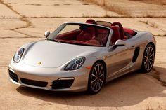 Porsche Boxster: When You Need a Great Escape