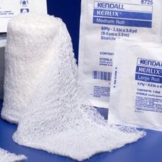 Kerlix Gauze Bandage Rolls, Sterile, x Yards - - Case of Kendall Kerlix Roll Item dimensions: (width: (height: hundredths-inches. Kendall Kerlix Roll 6715 case of Bed Sores, First Aid Course, Skin Grafting, Medicine Journal, Wound Care, First Aid Kit, Body Care, Kendall, Health And Beauty