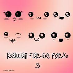 Kawaii expressions