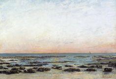 Sunset Painting  - Sunset Fine Art Print