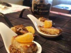 Receta | Secreto ibérico 3m (mostaza, mandarina y miel)  http://canalcocina.es/receta/secreto-iberico-3m-mostaza-mandarina-y-miel-1 canalcocina.es