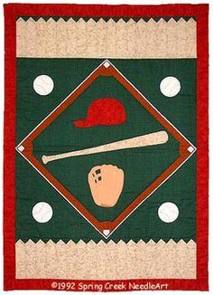 [Baseball Quilt Pattern]                                                       …