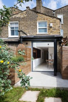 Studio 304 Architecture Completes a Refurbishment and Extension Project in London, England