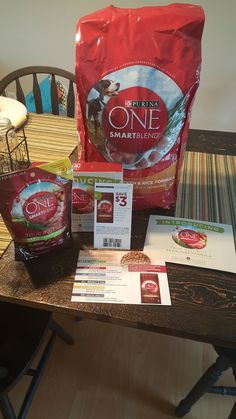 I received a free sample of PurinaONE dog food from Smiley360. Be sure to check it out and take the 28 day Challenge! You'll notice a huge difference! #ONEdifference