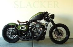 Just love the sportsters.